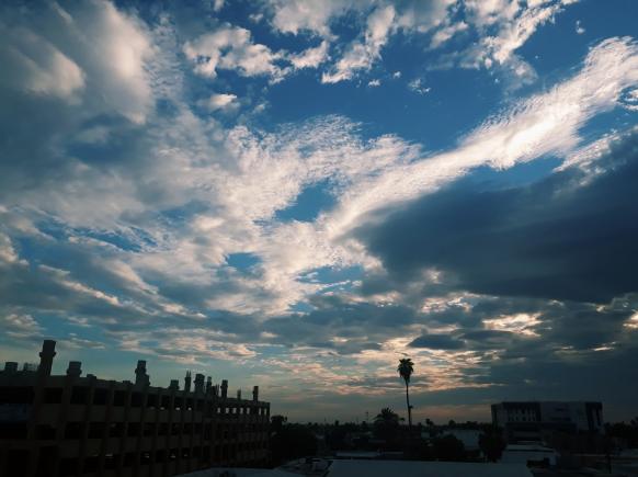 Perseguimos Nubes